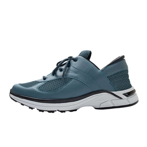 Ocean Teal Zeba Shoes Product Image Side