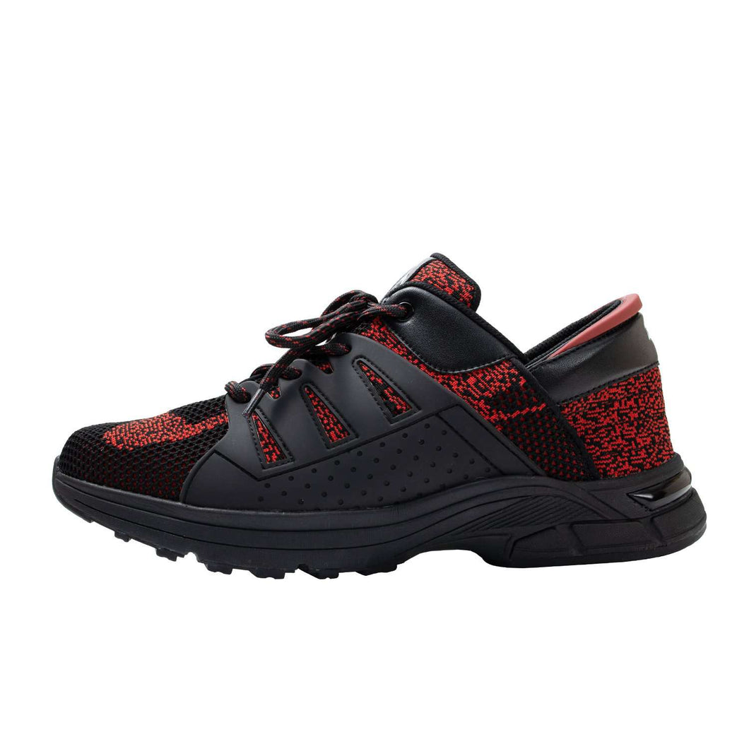 Obsidian Red Zeba Shoes Product Image Side