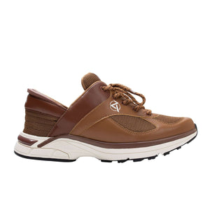 Brown Zeba Shoe Product Image Other Side