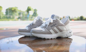 White Sand Zeba Shoes Product Image Outside
