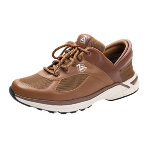 Brown Zeba Shoe Product Image Front