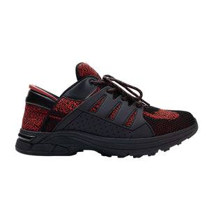 Obsidian Red Zeba Shoes Product Image Other Side