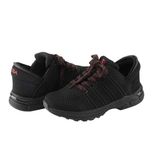 Black Ember Zeba Shoe Product Image Both Shoes