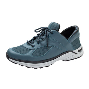 Ocean Teal Zeba Shoes Product Image Front