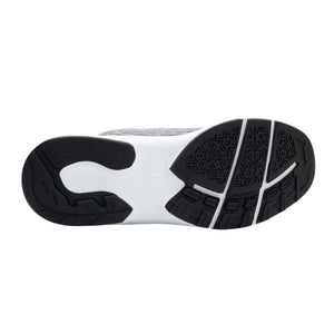 Gray Zeba Product Image Bottom Sole