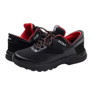 Cosmic Black Zeba Product Image Both Shoes