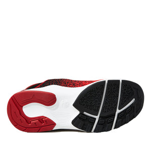 Cherry Red Zeba Product Image Side Bottom Sole