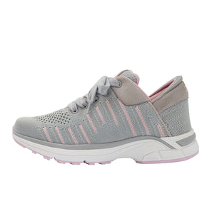Rose Gray Zeba Shoes Product Image Side