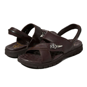 Zeba Sandals Product Image Both Sandals