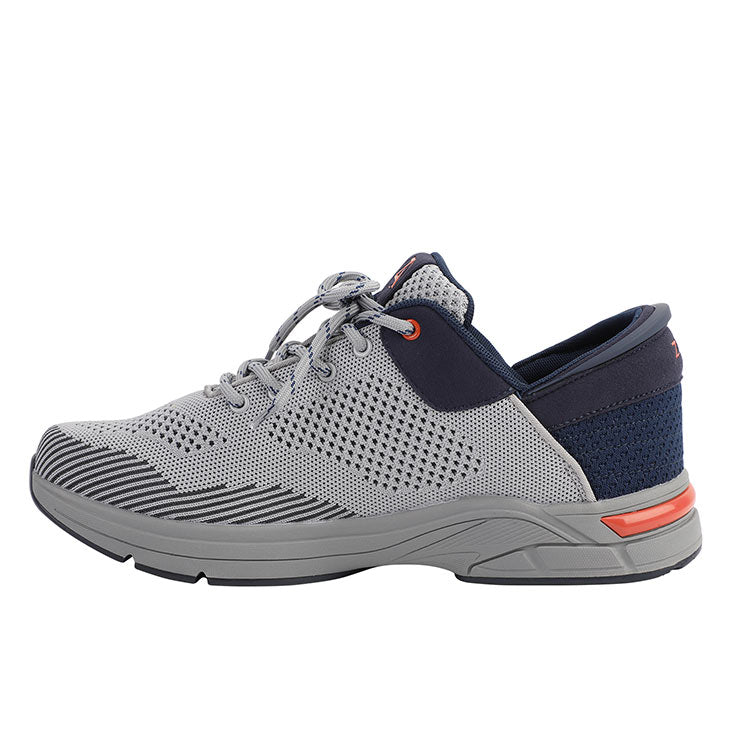 Steel Navy (Medium and Extra Wide 4E Available) (Sizes 7-15)