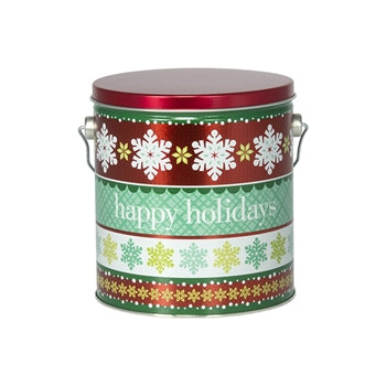 ***NEW***....Christmas /Holiday 1 Gallon tins  ***(Limited time only)***