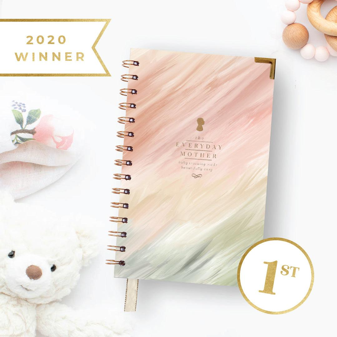 Anee Shah x Everyday Mother: Original 6 Month Tracker Book (Limited Edition)