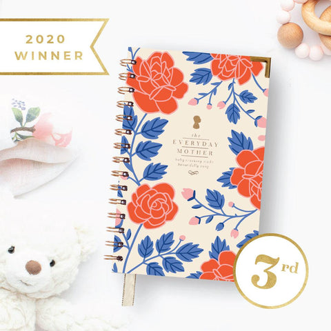 Genna Blackburn x Everyday Mother: Original 6 Month Tracker Book (Limited Edition) SHIPS NOW