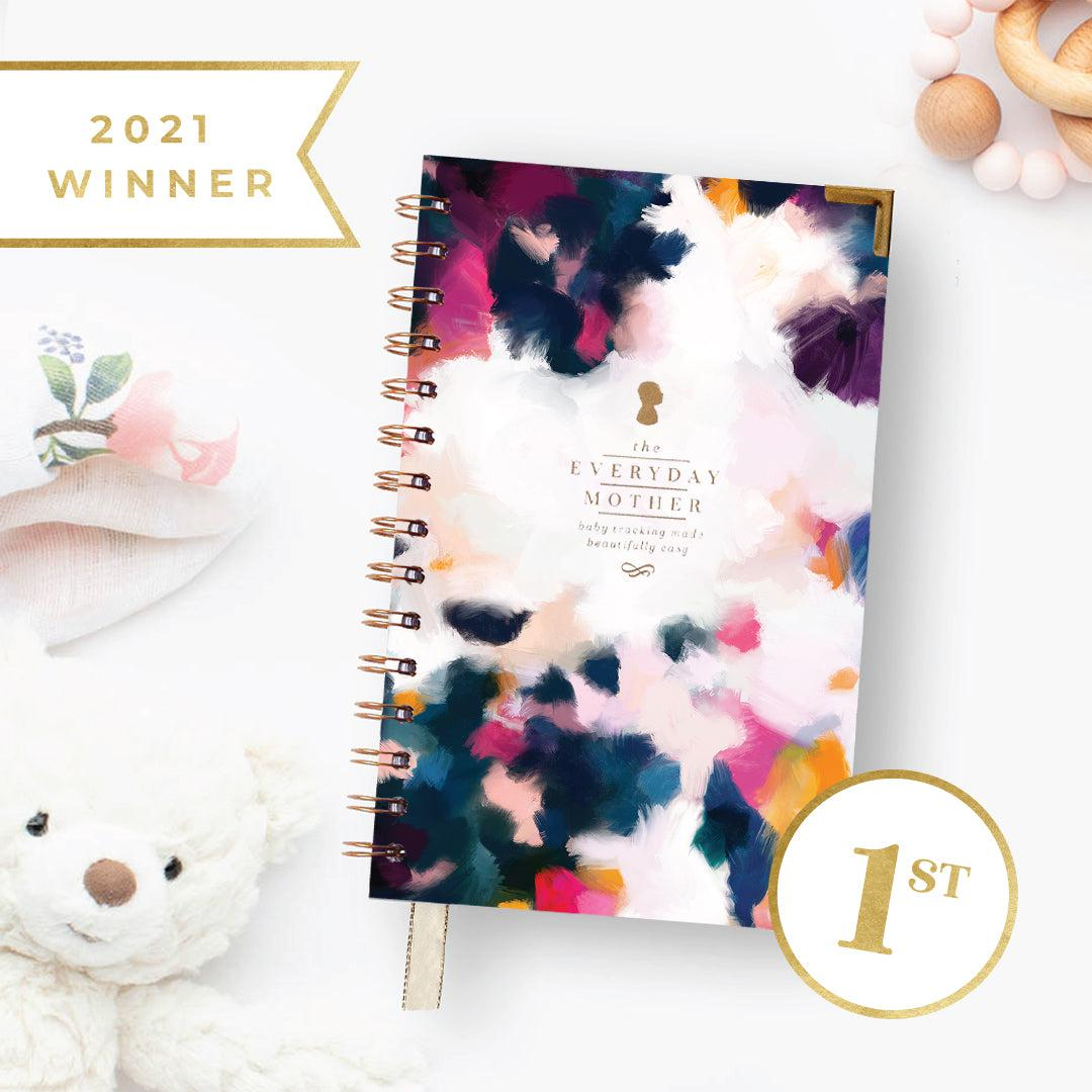 Andrea Castek x Everyday Mother: Original 6 Month Tracker Book (Limited Edition)