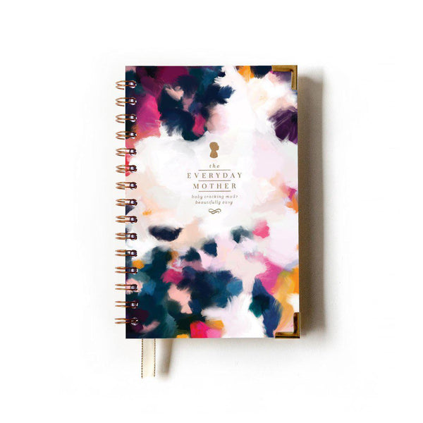 PERFECTLY IMPERFECT: Andrea Castek x Everyday Mother: Original 6 Month Tracker Book (Limited Edition)