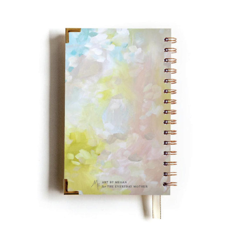 PERFECTLY IMPERFECT: Art By Megan x Everyday Mother: Original 6 Month Tracker Book (Limited Edition)