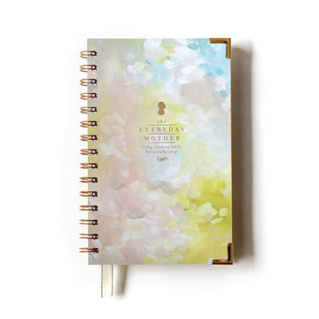 LIMITED EDITION - Art By Megan x Everyday Mother: Original 6 Month Tracker Book