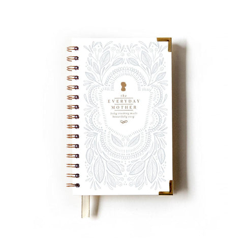 PERFECTLY IMPERFECT: Jen Owens x Everyday Mother: Original 6 Month Tracker Book (Limited Edition)