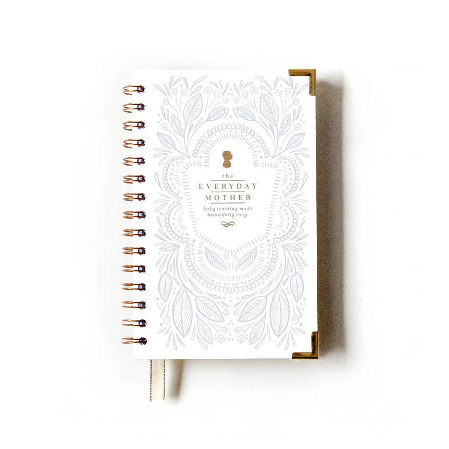 PERFECTLY IMPERFECT: Jen Owens x Everyday Mother: Original 6 Month Tracker Book (Limited Edition) - The Everyday Mother