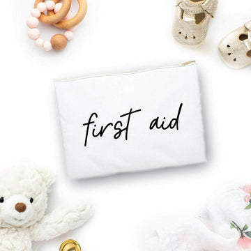 First Aid Pouch - The Everyday Mother