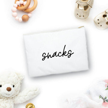 Snacks Pouch - The Everyday Mother