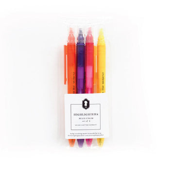 Highlight the Moment - Highlighter Pen Pack - The Everyday Mother