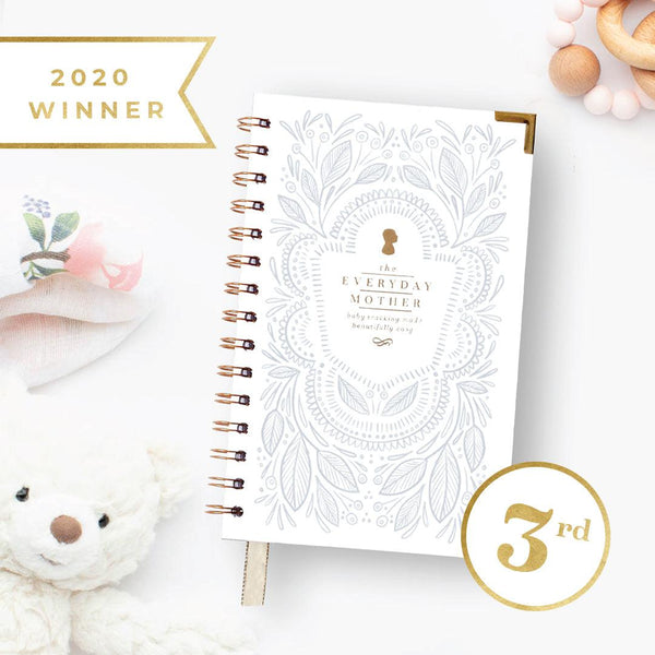 Jennifer Owens x Everyday Mother: Original 6 Month Tracker Book (Limited Edition)