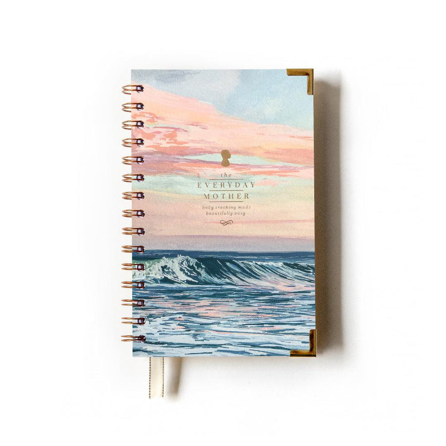Katie Hillman x Everyday Mother: Original 6 Month Tracker Book (Limited Edition)