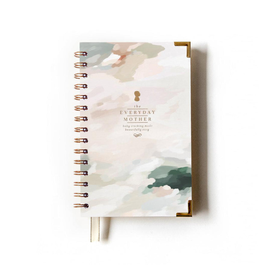 Melanie Severin x Everyday Mother: Original 6 Month Tracker Book (Limited Edition)