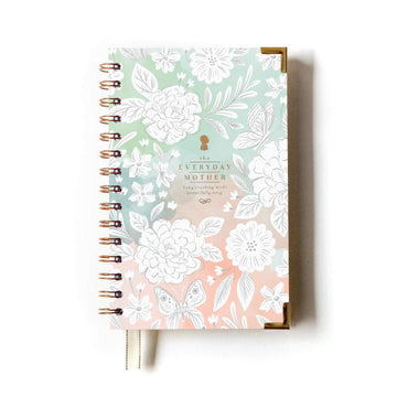LIMITED EDITION - Paper Raven Co. x Everyday Mother: Original 6 Month Tracker Book