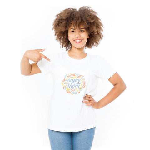 Super Mom Soft Spun Women's Tee