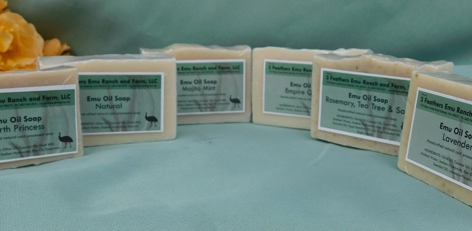 Soap Sampler Sale--On Sale Now just $36
