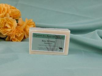 Handmade Emu Oil Soap