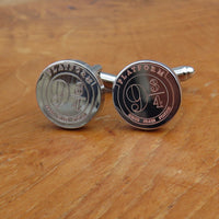 Wizard Inspired Cufflinks - Platform 9 3/4