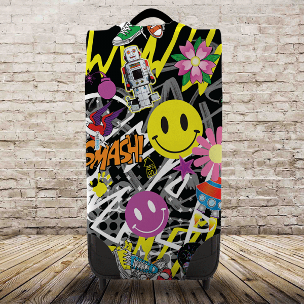 Funky Personalised Case Skin