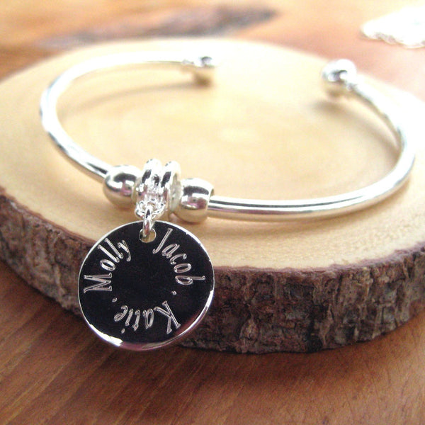 Edge Bangle - Disc