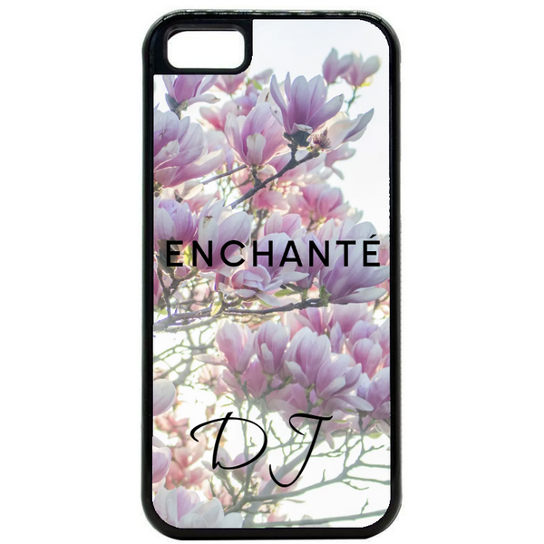 Initial Enchante Phone Case