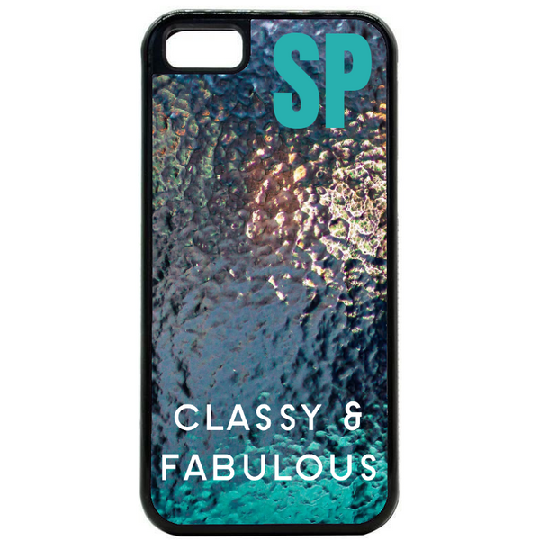 Initial Fabulous Phone Case