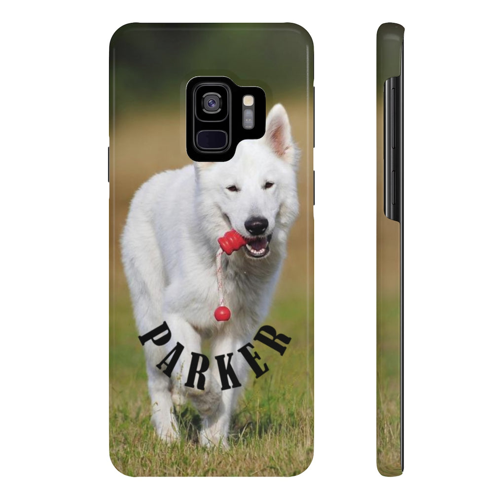 My Pet Slim Phone Cases