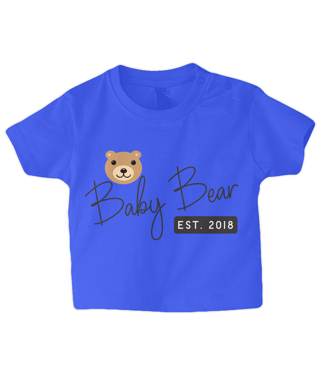 Baby Bear Short Sleeve T-Shirt