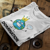 Your Personalised Initial Billion Brand Domination Unisex Tee