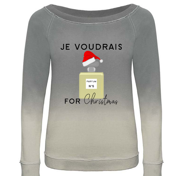 Parfum Number 5 Christmas Jumper