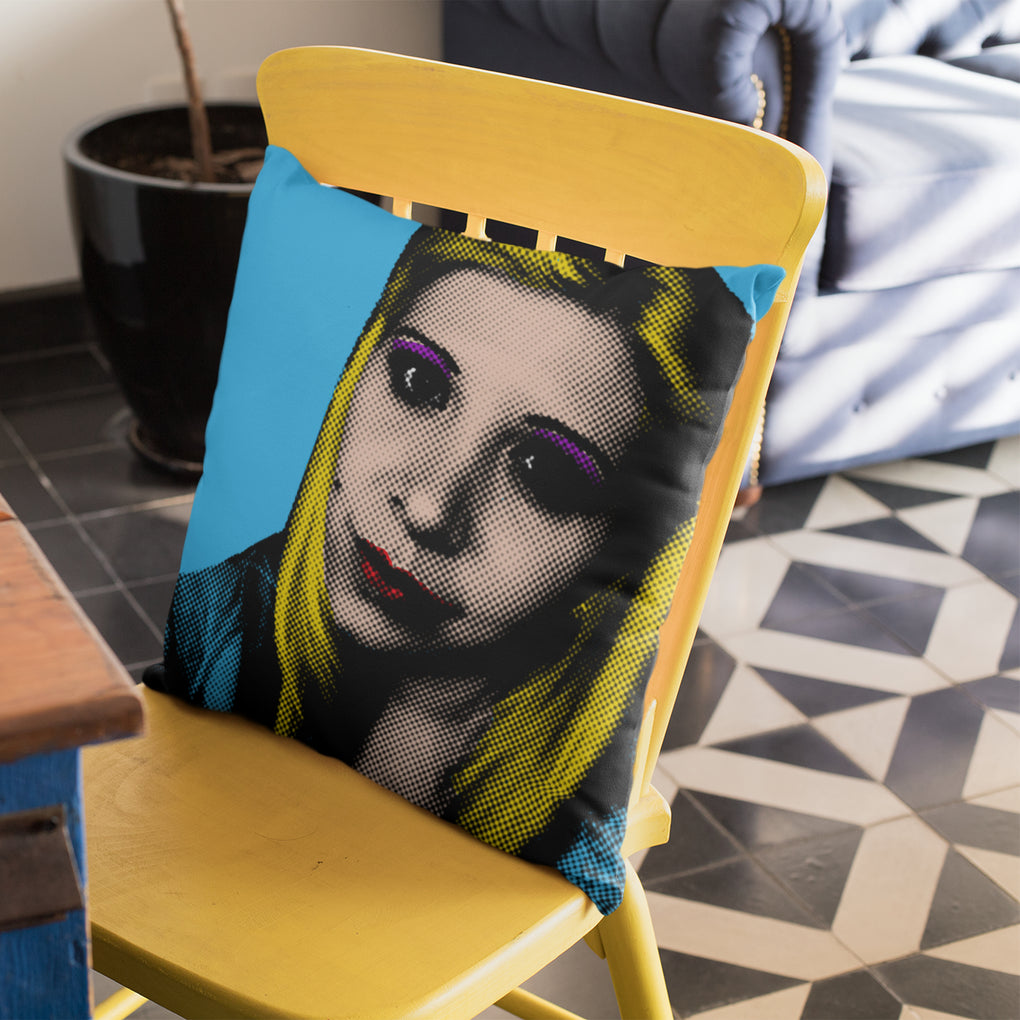 Pop Art Me Cushion