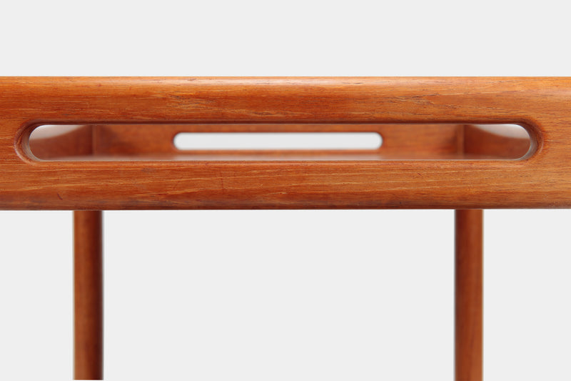 Hans Wegner Servierwagen AT 45, Teak, 50er