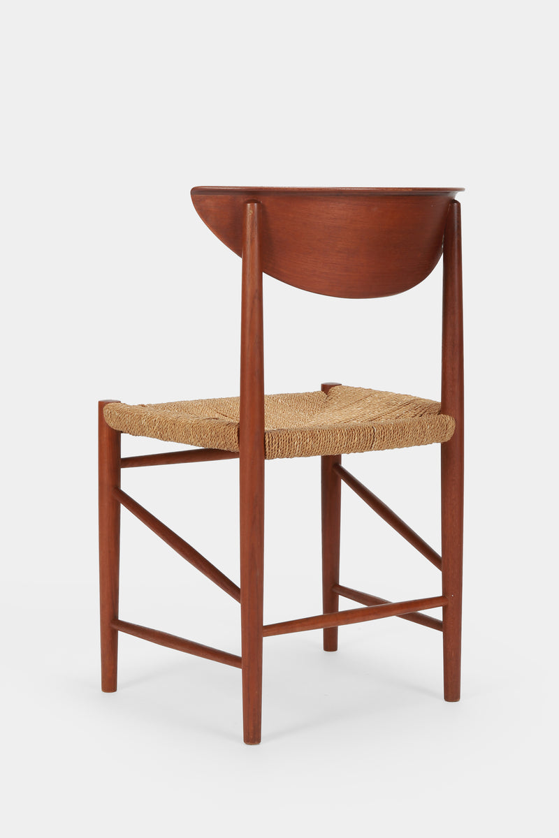 Hvidt & Mølgaard Single Chair, teak wood, 50s