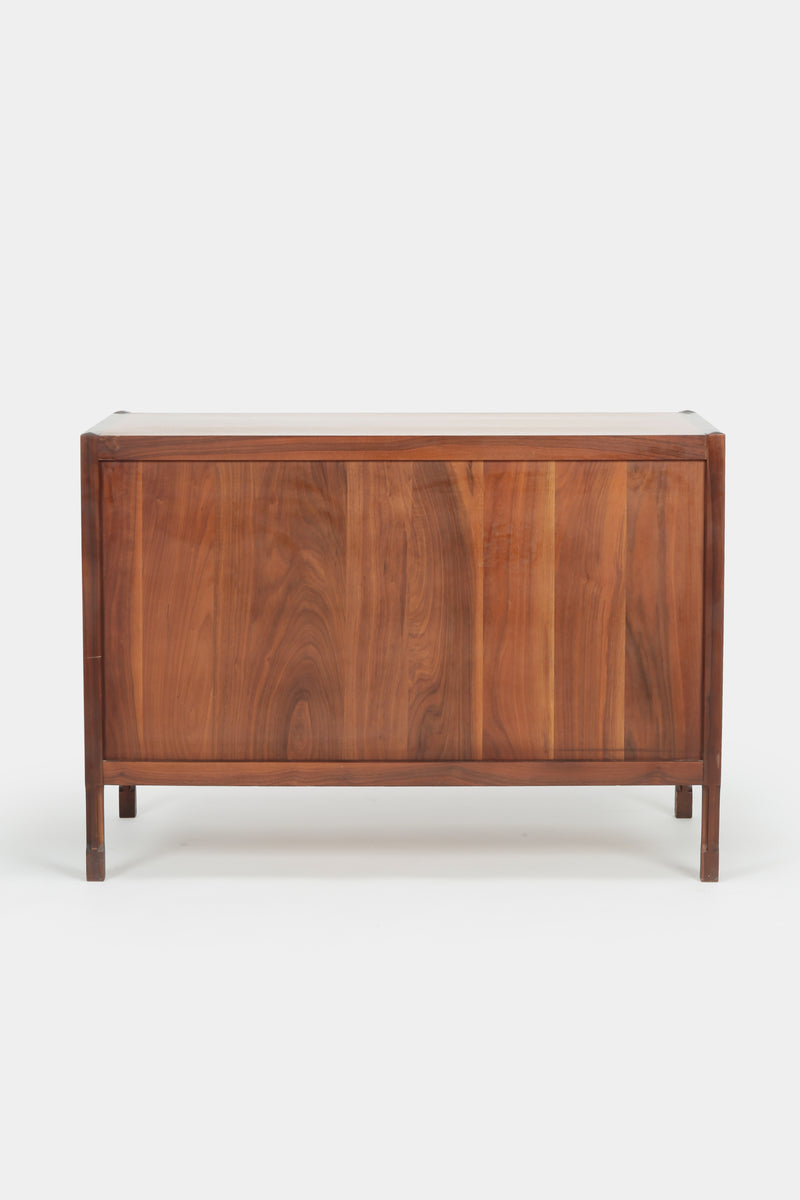 Italian Rosewood chest of drawers, Ico Parisi Attr.