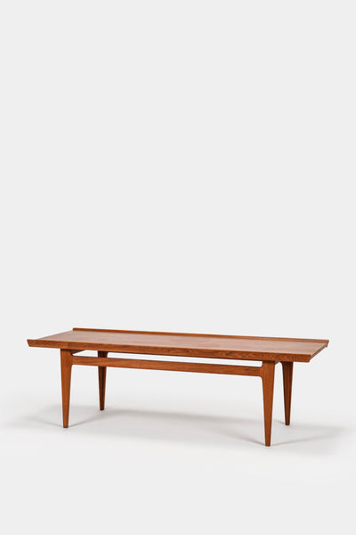 Finn Juhl Clubtisch Teak France and Son 50er