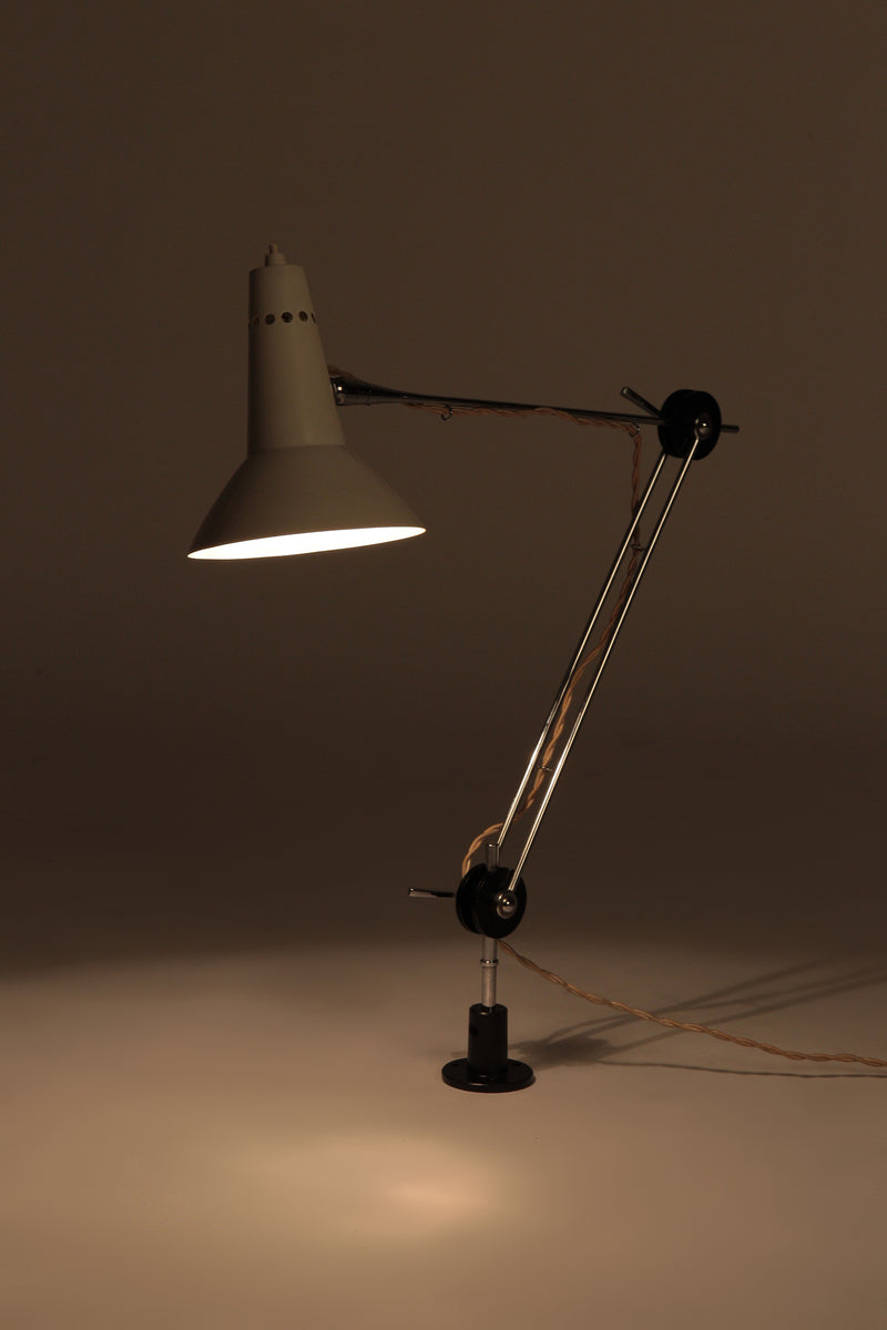 Workplace table lamp 1950s