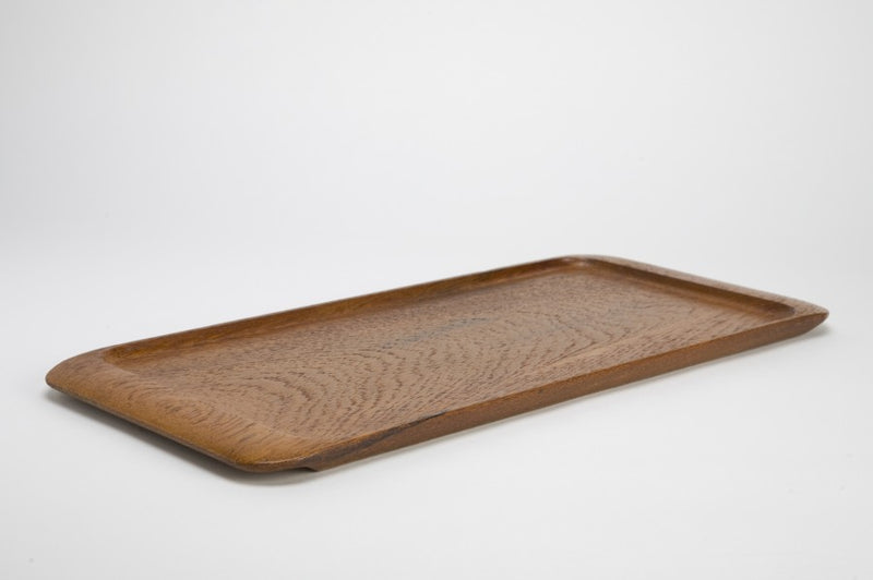 Teak Tablet von Attr. to Johnny Mattson