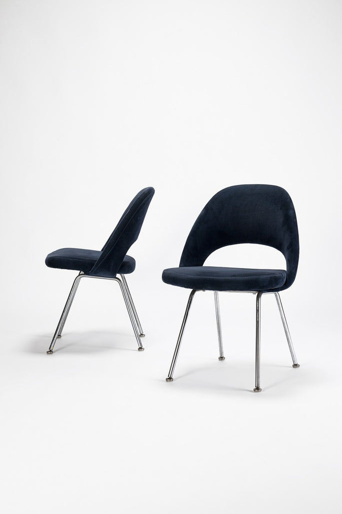 6 Flexible Chairs von Eero Saarinnen